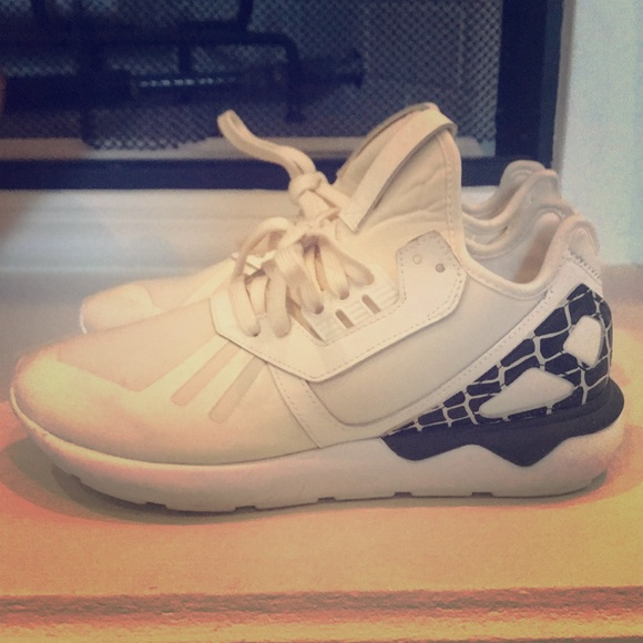 adidas Shoes - Adidas white sneakers